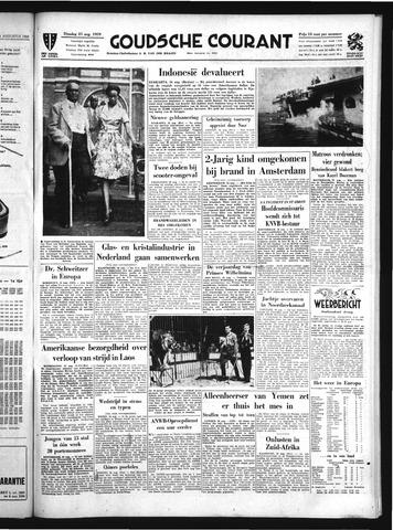 Goudsche Courant 1959-08-25