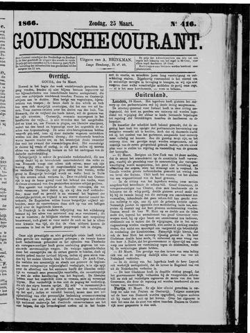 Goudsche Courant 1866-03-25