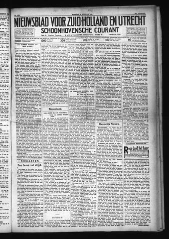 Schoonhovensche Courant 1929-08-26