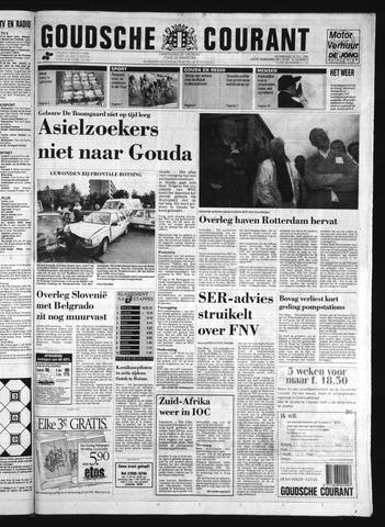 Goudsche Courant 1991-07-10