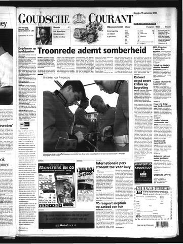Goudsche Courant 2002-09-17