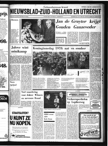 Schoonhovensche Courant 1978-05-03