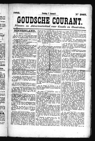 Goudsche Courant 1883-01-07