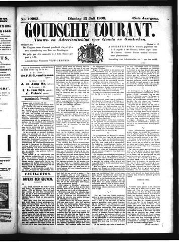 Goudsche Courant 1909-07-13