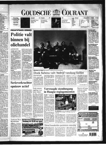 Goudsche Courant 2001-11-07