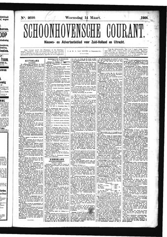 Schoonhovensche Courant 1906-03-14
