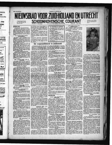 Schoonhovensche Courant 1948-01-19