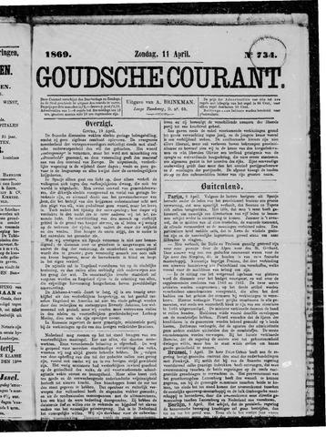 Goudsche Courant 1869-04-11