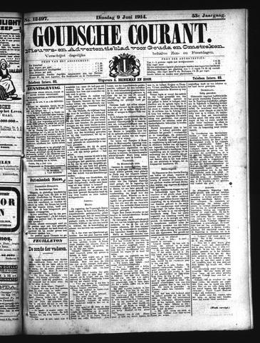 Goudsche Courant 1914-06-09
