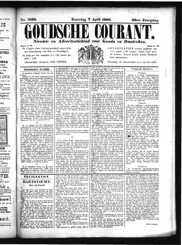Goudsche Courant 1900-04-07