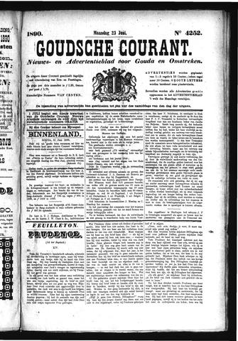 Goudsche Courant 1890-06-23