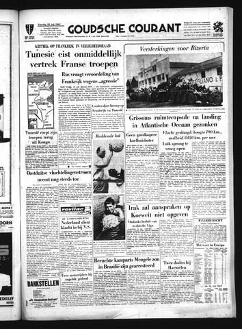 Goudsche Courant 1961-07-22