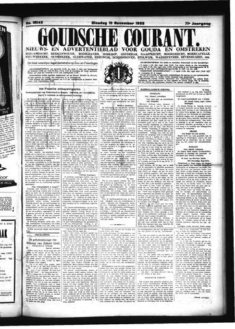 Goudsche Courant 1932-11-15