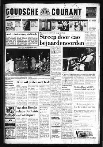 Goudsche Courant 1990-12-01