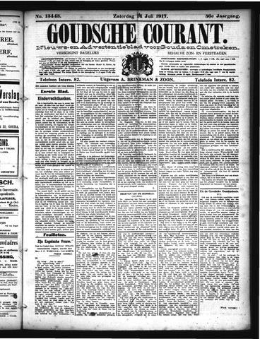 Goudsche Courant 1917-07-14