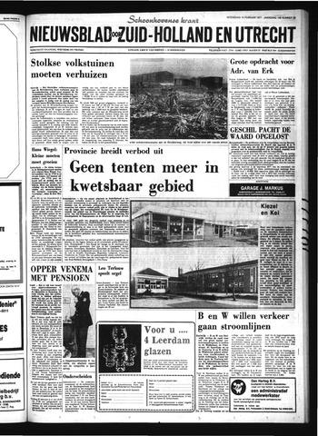 Schoonhovensche Courant 1977-02-16