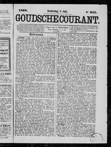 Goudsche Courant 1868-07-09