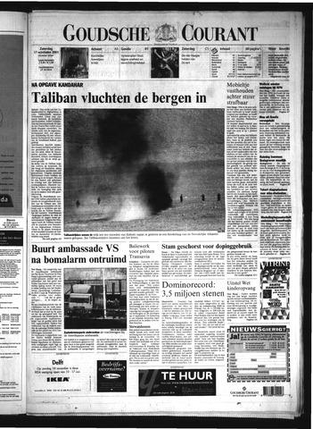 Goudsche Courant 2001-11-17