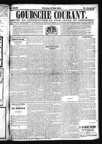 Goudsche Courant 1922-05-20