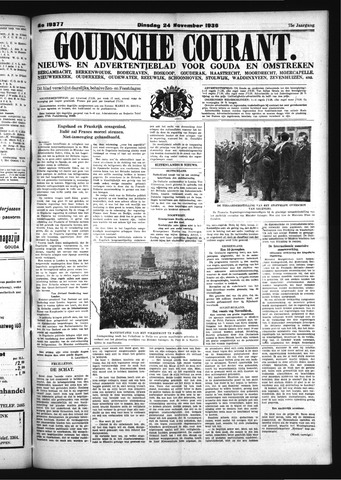 Goudsche Courant 1936-11-24