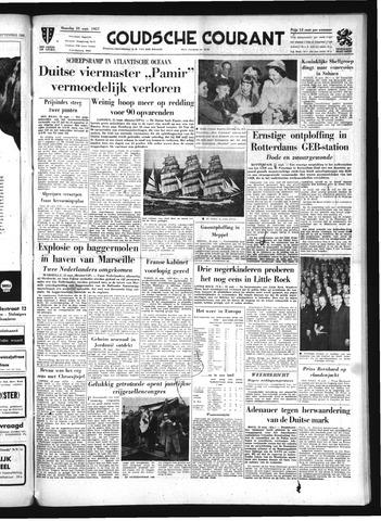 Goudsche Courant 1957-09-23