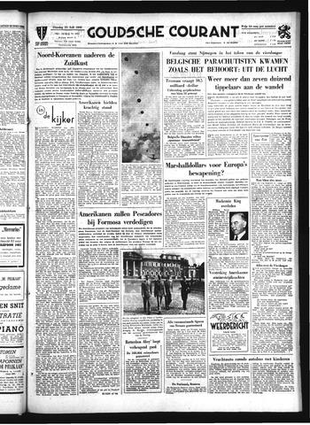 Goudsche Courant 1950-07-25