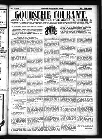 Goudsche Courant 1925-08-11