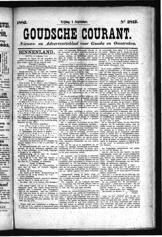 Goudsche Courant 1882-09-01