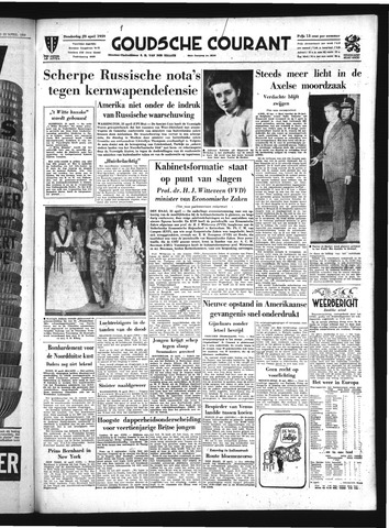 Goudsche Courant 1959-04-23