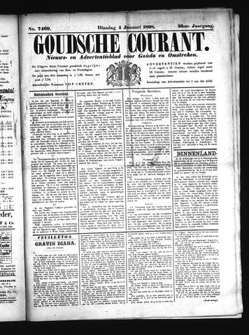 Goudsche Courant 1898-01-04