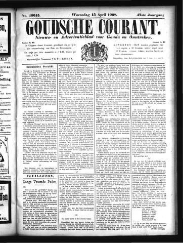Goudsche Courant 1908-04-15