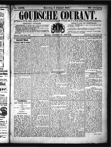 Goudsche Courant 1918-01-05