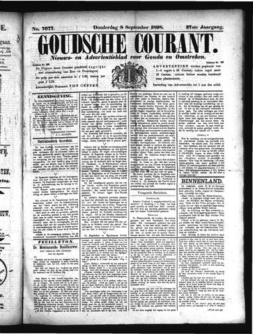Goudsche Courant 1898-09-08
