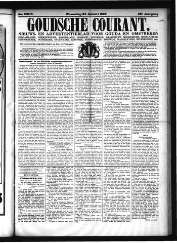 Goudsche Courant 1928-01-25