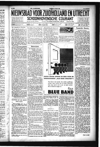 Schoonhovensche Courant 1933-03-13