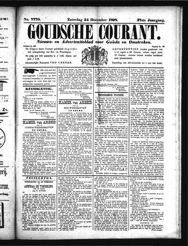 Goudsche Courant 1898-12-24