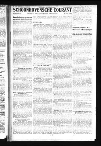 Schoonhovensche Courant 1944-12-15