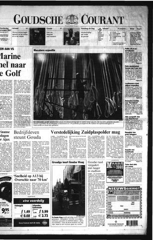 Goudsche Courant 2001-11-29