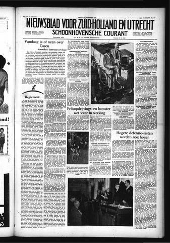 Schoonhovensche Courant 1956-09-21