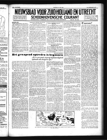 Schoonhovensche Courant 1947-07-21