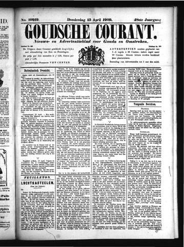 Goudsche Courant 1909-04-15