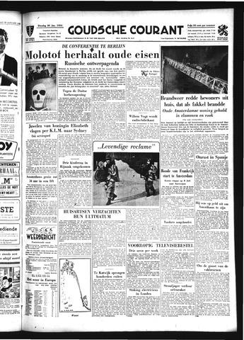 Goudsche Courant 1954-01-26