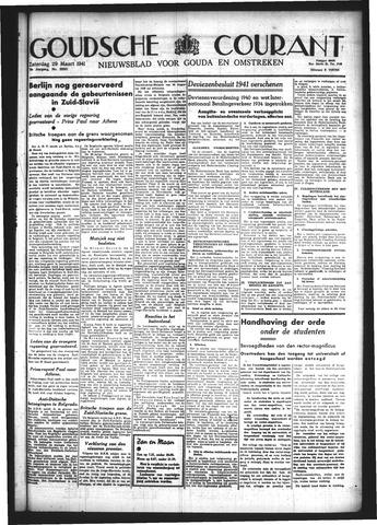 Goudsche Courant 1941-03-29