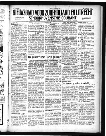 Schoonhovensche Courant 1948-08-06