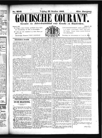 Goudsche Courant 1903-10-23