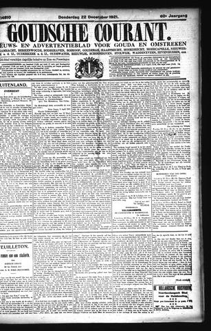 Goudsche Courant 1921-12-22