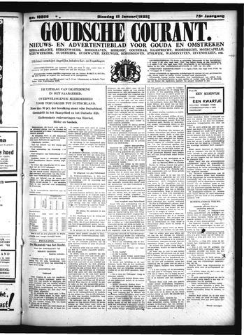Goudsche Courant 1935-01-15