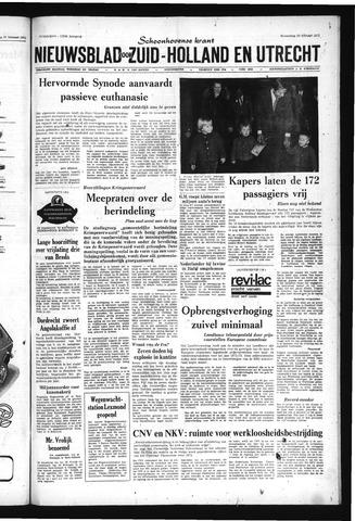 Schoonhovensche Courant 1972-02-23