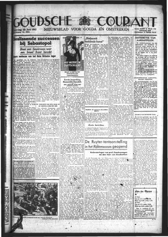 Goudsche Courant 1942-06-20