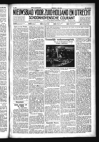 Schoonhovensche Courant 1933-05-17